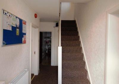 7 Boverton Road (Hallway)